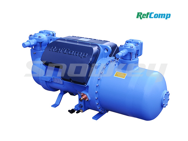 134-IS-180 Integrated Inverter Screw Compressor Unit
