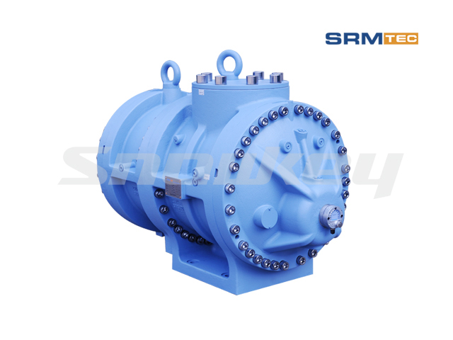 SRH-18 Open-Type High Pressure Screw Compressor