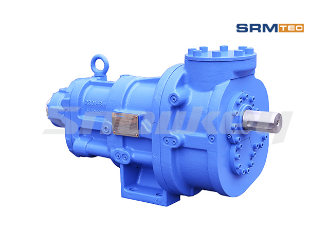 SRM-12 Open-Type Single-Stage Screw Compressor