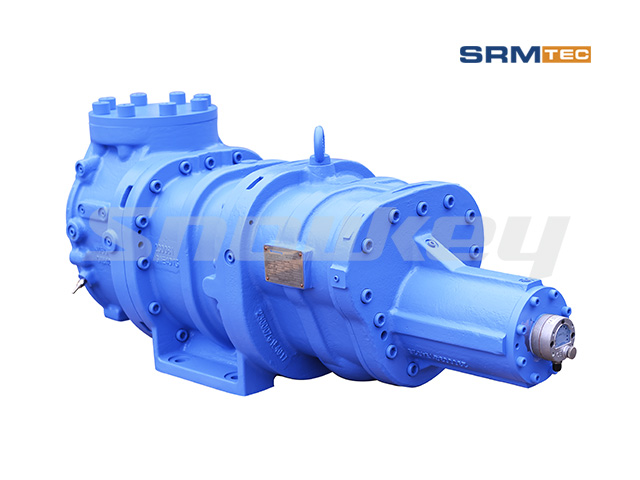 SRM-16 Open-Type Single-Stage Screw Compressor