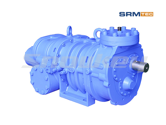 SRM-20 Open-Type Single-Stage Screw Compressor