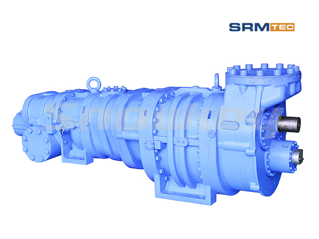 SRM-2620 Open-Type Compound Two-Stage Screw Compressor