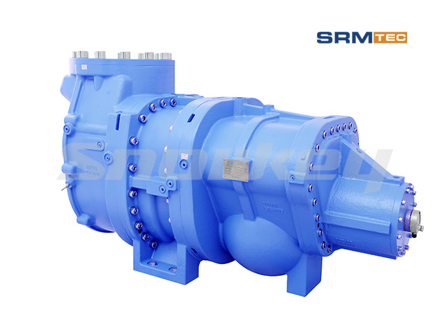 SRM-26 Open-Type Single-Stage Screw Compressor