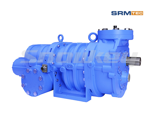 SRM-34 Open-Type Single-Stage Screw Compressor