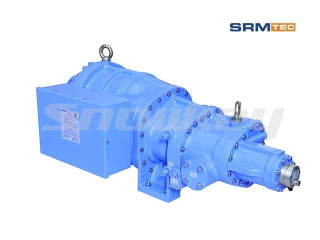 SRS-12 Semi-Hermetic Single-Stage Screw Compressor Content