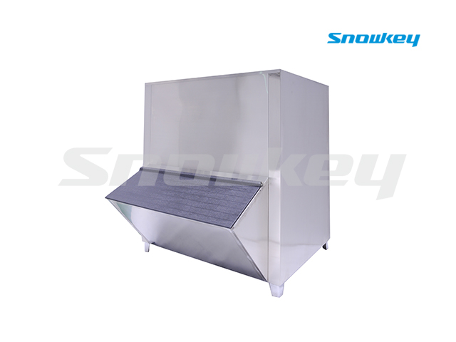 1300kg Small Size Ice Storage (Side Ice Outlet)