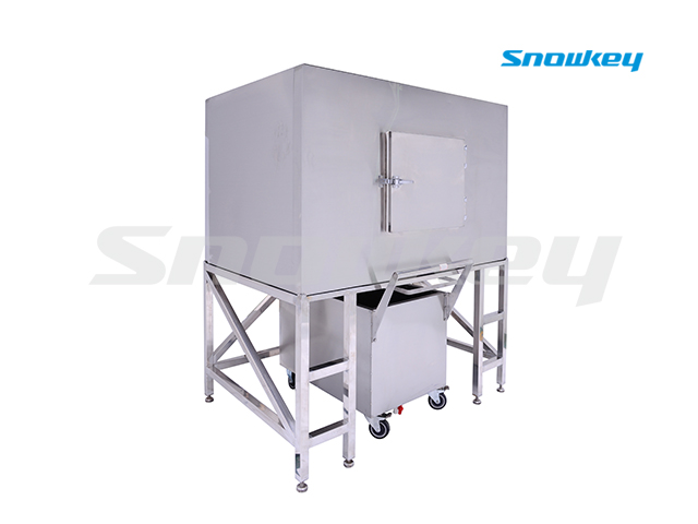 436kg Small Size Ice Storage (Bottom Ice Outlet)