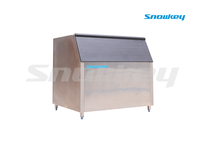 552kg Small Size Ice Storage (Side Ice Outlet)