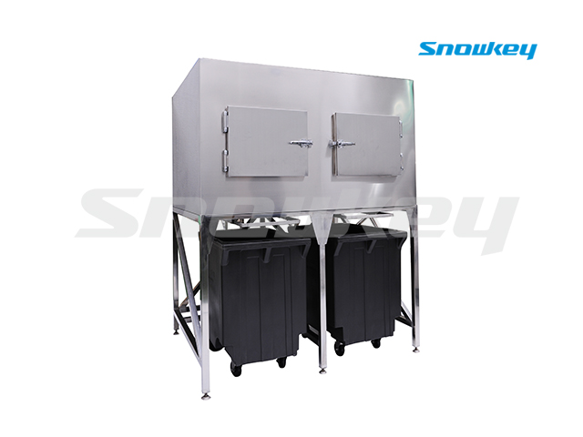 590kg Small Size Ice Storage (Bottom Ice Outlet)