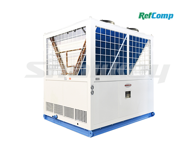 Air-cooled piston compressor condensing unit A2P6H037 2