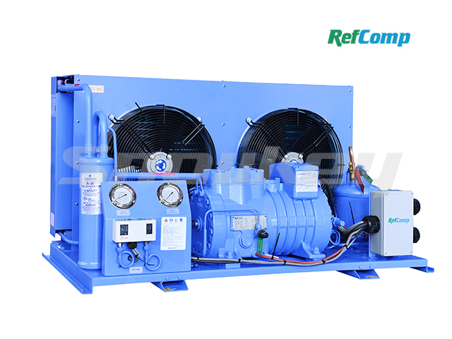 Air-Cooled Piston Compressor Condensing Unit AP2L005