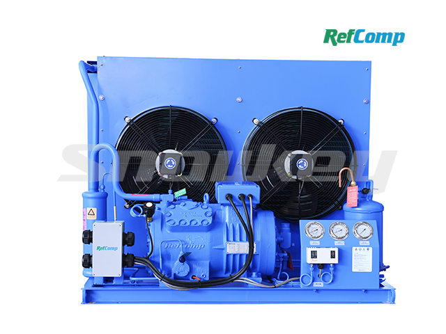 Air-Cooled Piston Compressor Condensing Unit AP4L010