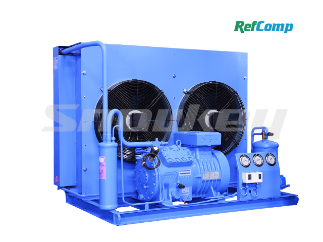 Air-Cooled Piston Compressor Condensing Unit AP4L012