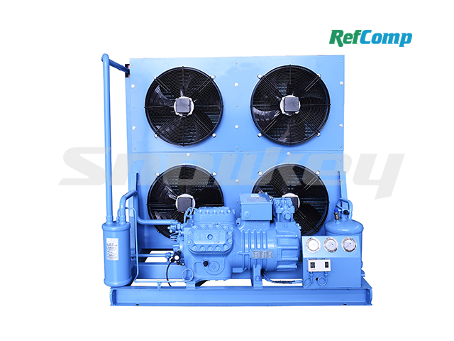 Air-Cooled Piston Compressor Condensing Unit AP6L030
