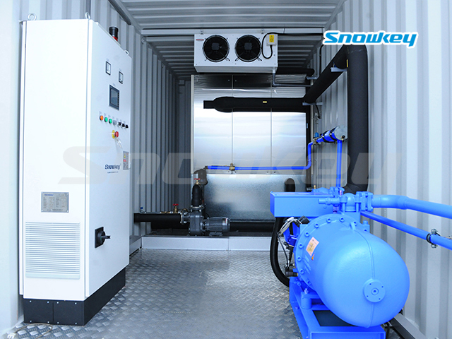 Containerized Water Chiller CW960 (40T/Hour)