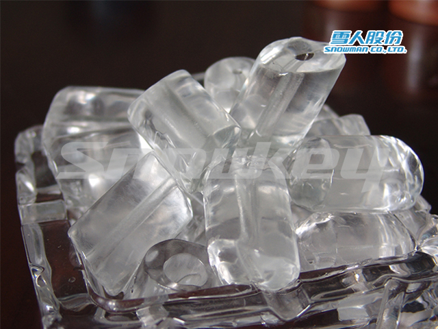 Edible Ice Production Line