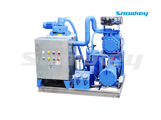 Seawater Flake Ice Machine SFM16W (1.6T/D)