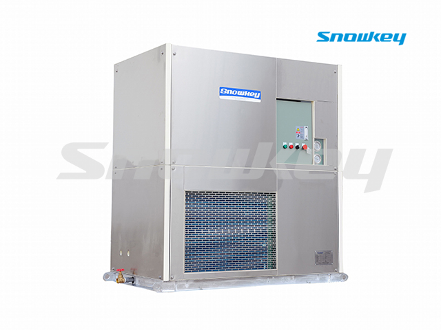 Plate Ice Machine P10A (1T/DAY)