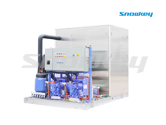 Plate Ice Machine P80W (8T/DAY)
