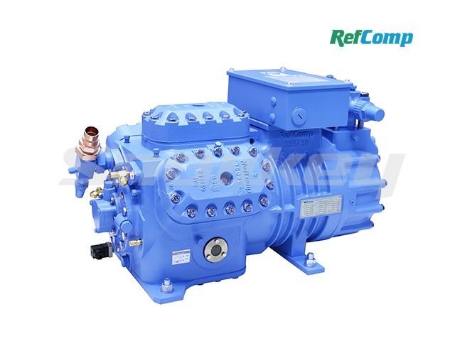SP4H-2700 Piston Compressor