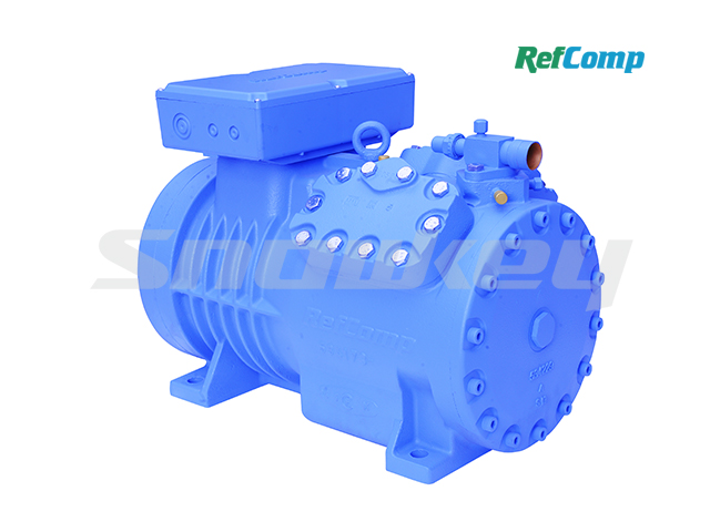 SP4H-3500 piston compressor 2