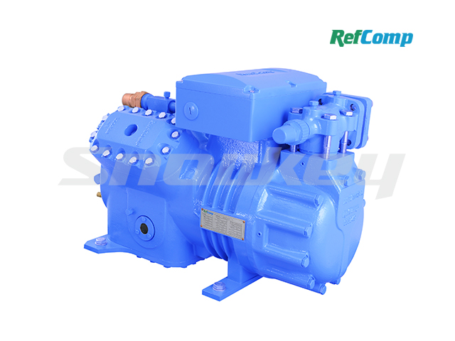 SP4H-3500 piston compressor