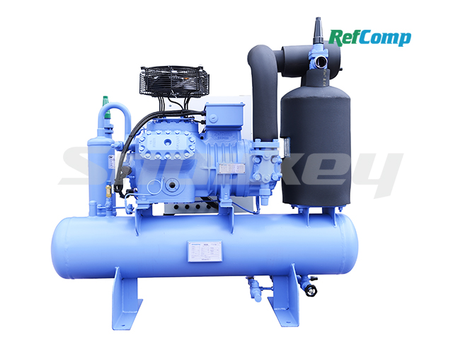 SP6L Piston Compressor Unit (R1NHSP6L30-VNNA) 2