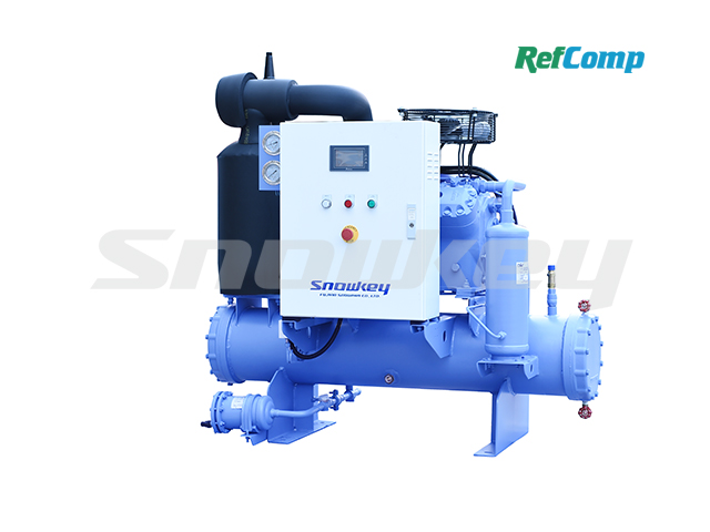 SP6L Piston Compressor Unit (RW1NHSPL25-VNNA)