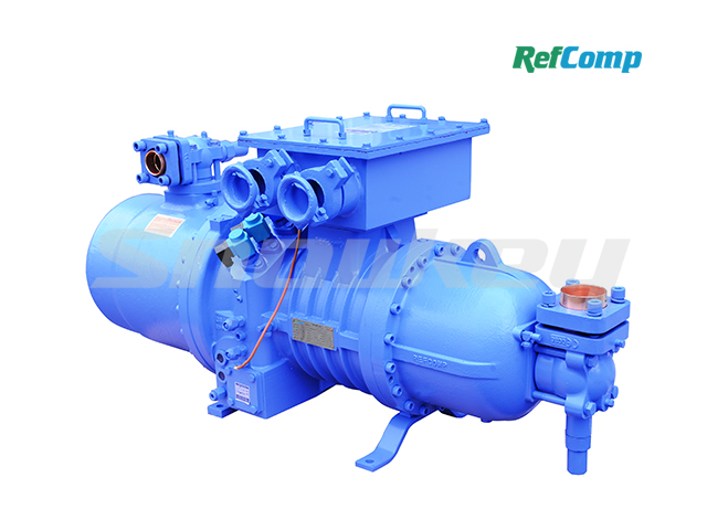SRC-S-163EX Explosion-proof Screw Compressor