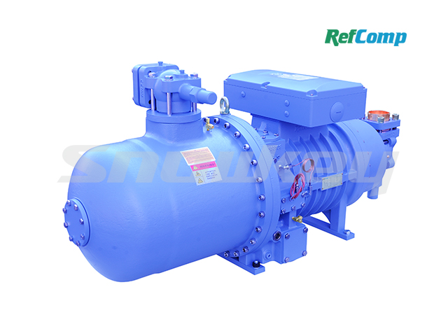 SRC-S-353 Screw Compressor 2