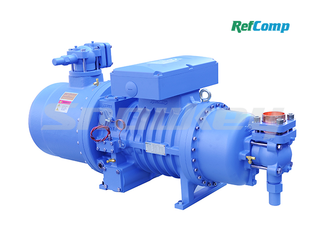 SRC-S-353 Screw Compressor