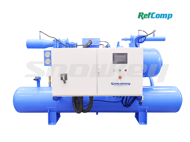 SRC Series AC Screw Compressor Unit NSRC280E