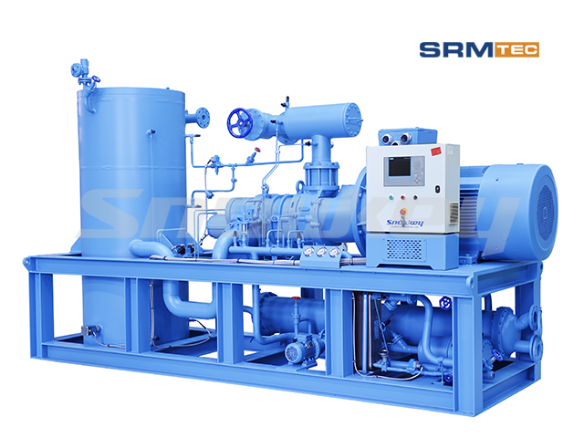 SRM Marine Compressor Unit