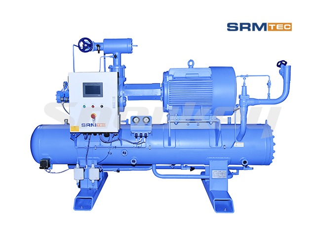 SRMP1-12 Open-Type Single-Stage Screw Compressor Unit (Constant Speed)