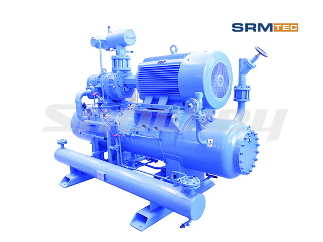 SRMP1-16 open-type single-stage screw compressor unit (constant speed) 2