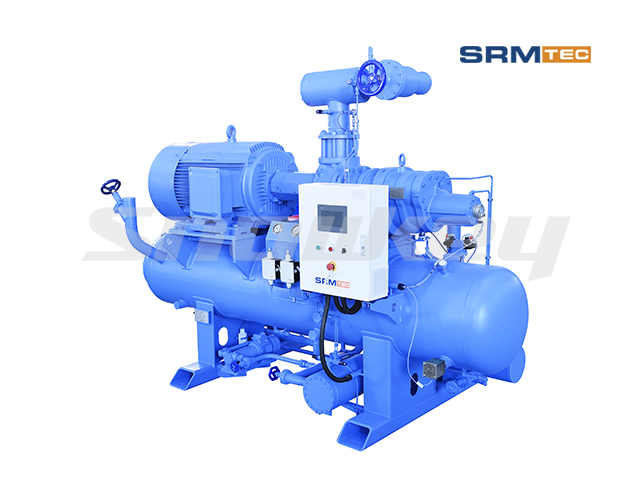 SRMP1-16 Open-Type Single-Stage Screw Compressor Unit (Constant Speed)