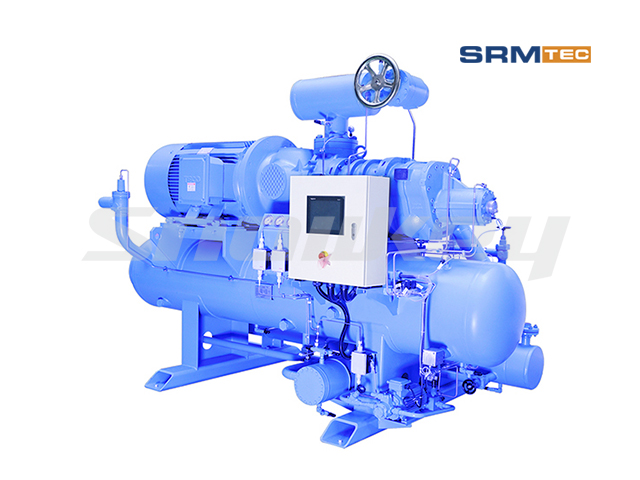 SRMP1-20 Open-Type Single-Stage Screw Compressor Unit (Constant Speed)
