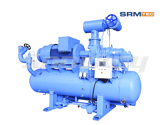 SRMP1-26 Open-Type Single-Stage Screw Compressor Unit (Constant Speed)