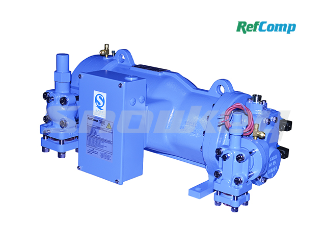 SW5L-020 Screw Compressor