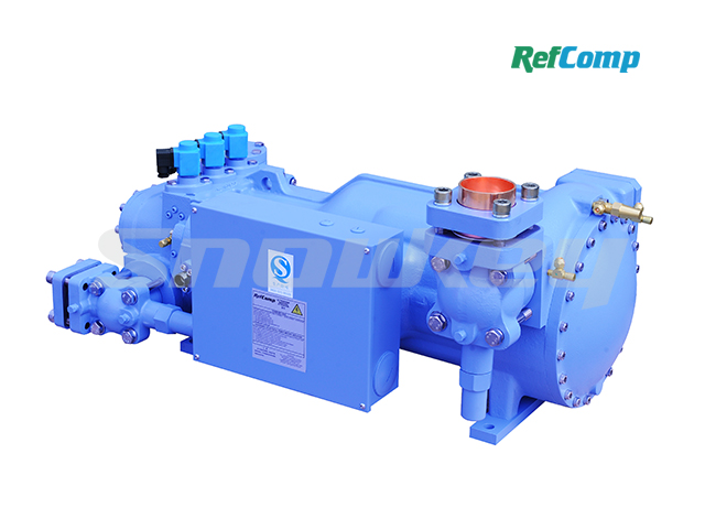 SW5L-070 Screw Compressor