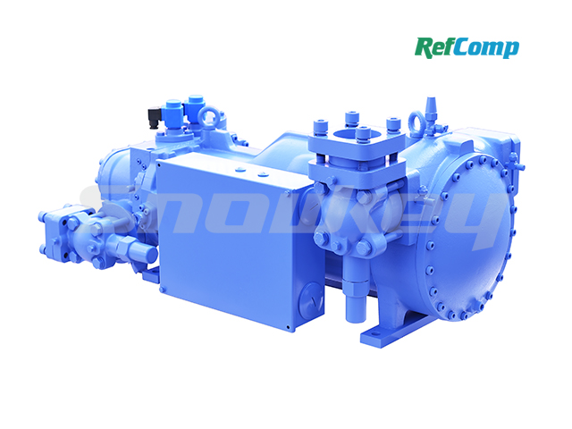 SW5L-075 Screw Compressor