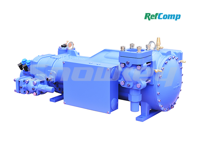 SW5L-110 Screw Compressor