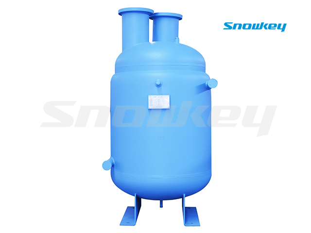 Three-In-One Device (Heat Exchanger+ Gas-Liquid Separator + Reservoir)