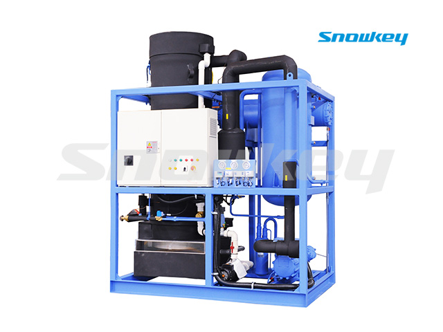 Tube Ice Machine (10T/D)