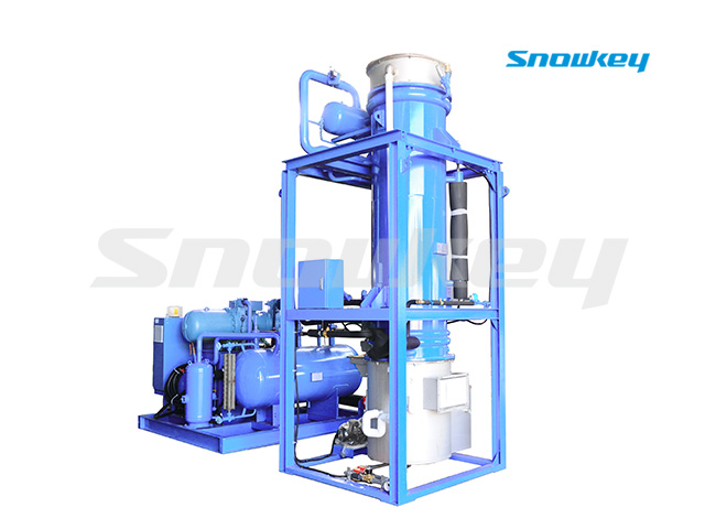 Tube Ice Machine (15T/D)
