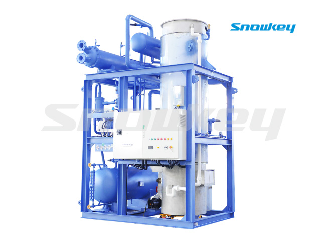 Tube Ice Machine (20T/D)