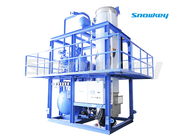 Tube Ice Machine (30T/D)