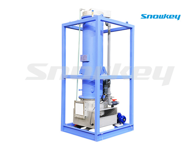 Tube Ice Evaporator (1T/Day)