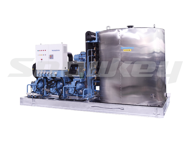 Flake Ice Machine F250W (25T/D)